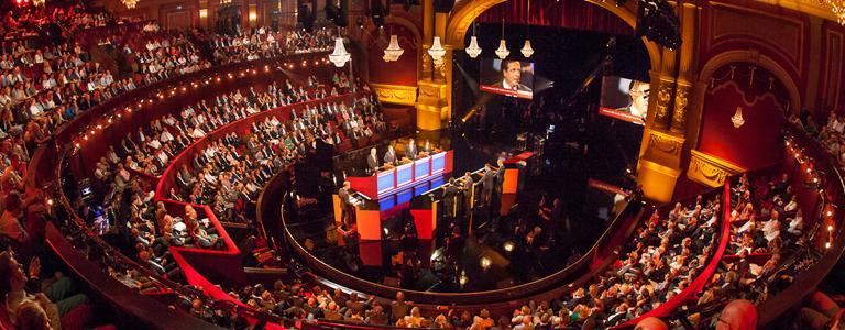 Theater carre geplande evenementen